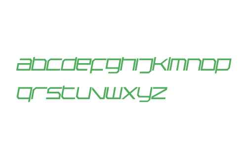 RebirthFine Italic W00 Regular