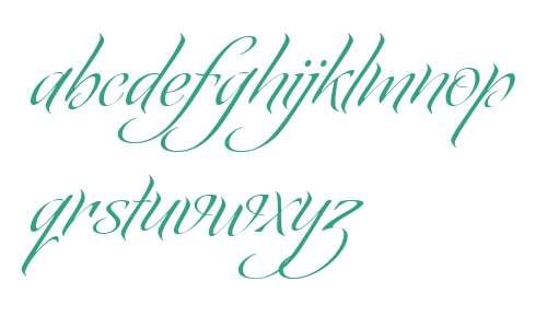 Kozmetica Script W00 Regular