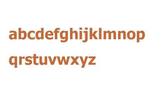 Ilik Small Font10B