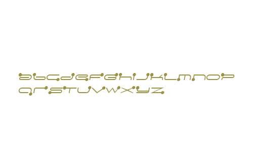 Droids OT W03 Italic