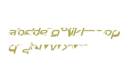 Snasm W00 Book Italic