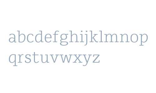 Karlo Serif W00 Regular