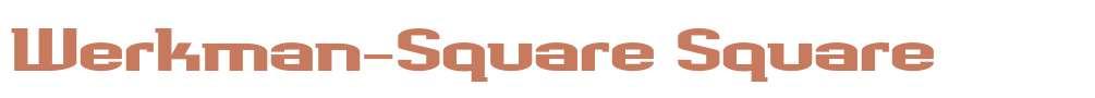 Werkman-Square