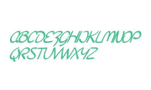 SF Burlington Script SC Bold Italic V1 V2