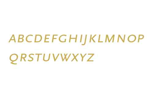 Scala Sans-Regular SC Italic