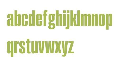 Smart Sans W01 Medium