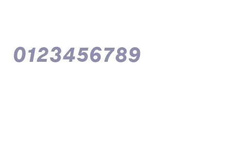 ChaletBookTTFrac Bold Italic