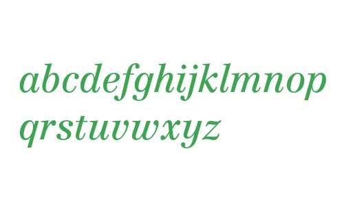 12 Linotype Centennial* 56 Italic 13633