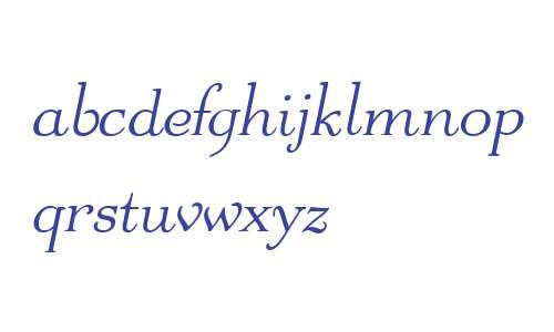 Odette Italic