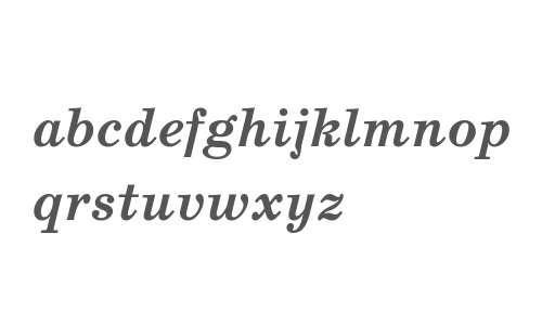 SchoolBook Bold Italic W08 Rg
