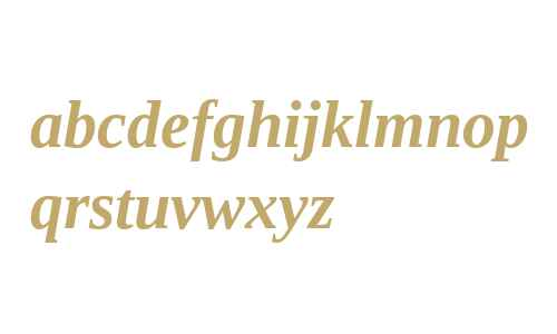 Liberation Serif Bold Italic V2