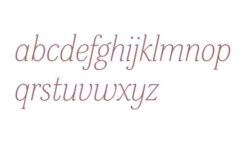 Stepp ITC Std Light Italic