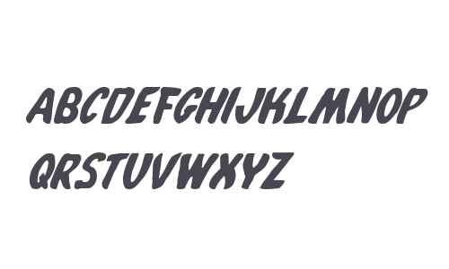 Whatafont Italic V2
