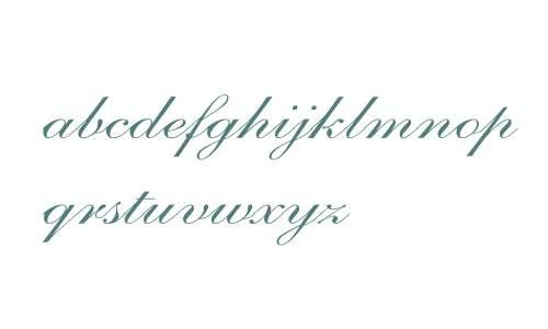 Shelley-AndanteScript Wd