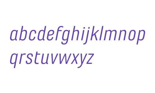 Marianina Wd FY W03 Italic