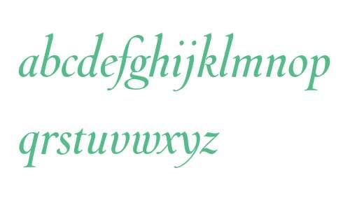 ThrohandInk-Italic