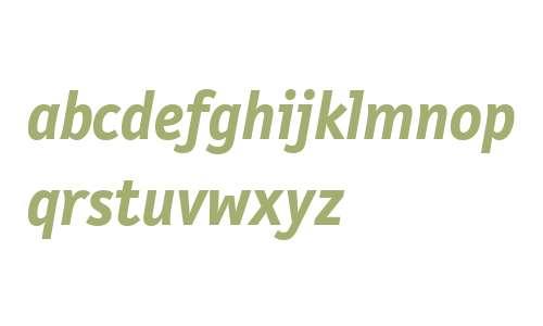 LetterGothicTxtWeb-BoldItalicW03