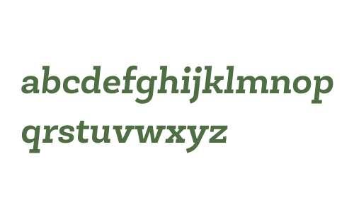 Newslab W03 Bold Italic