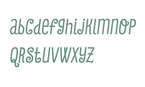 Romeo Essential W03 Italic