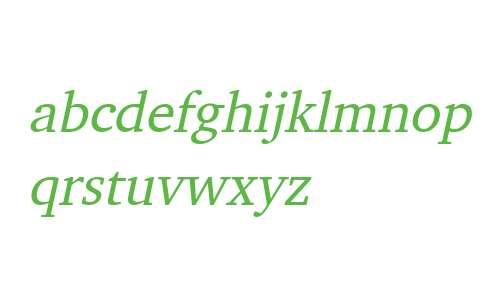 Challenge Italic