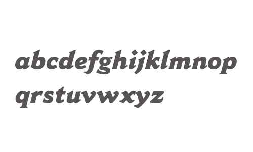 Cantoria MT Extra Bold Italic