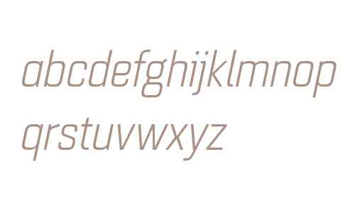 Quarca W01 Norm Book Italic