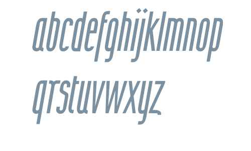 Wurz UP W00 Light Italic