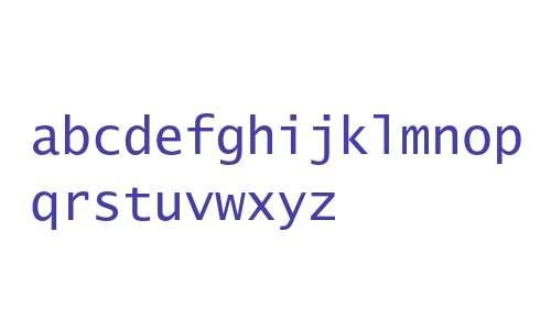 Lucida Sans Typewriter Std