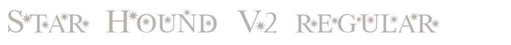 Star Hound V2