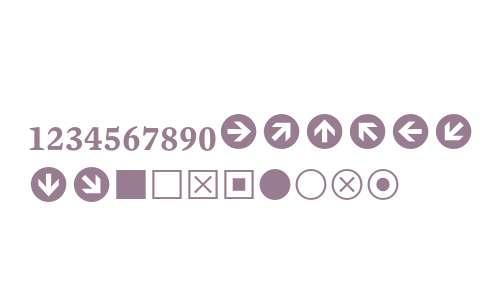 Mercury Numeric G1 Semibold