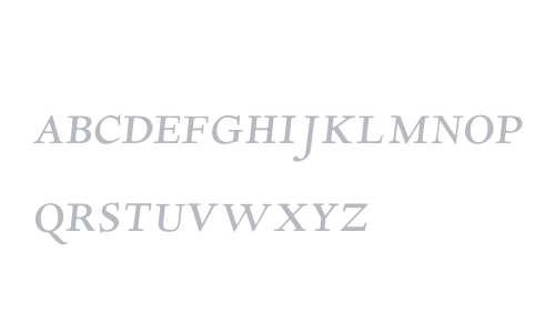 DeepdeneH-SC-Italic
