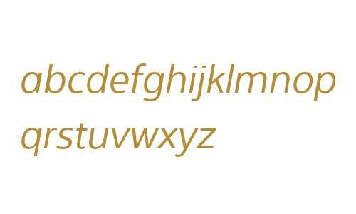 Interval Next W03 Book Italic