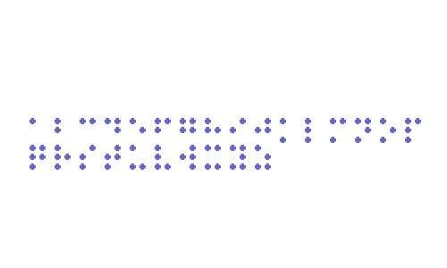 Braille pixel hc
