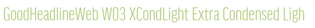 GoodHeadlineWeb W03 XCondLight