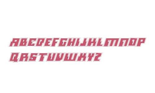 Micronian Academy Italic