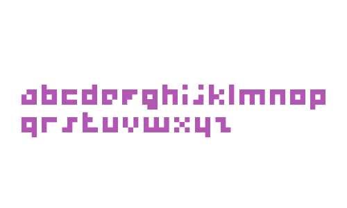 Percy Pixel Regular