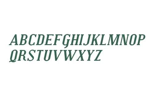 SF Covington SC Exp Bold Italic