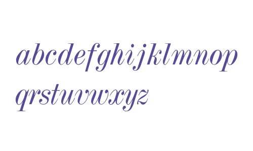 OPTITorry-Italic