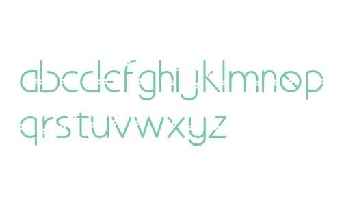 Telekinesis Sans Serif