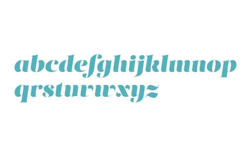 SalomeStencil-Italic