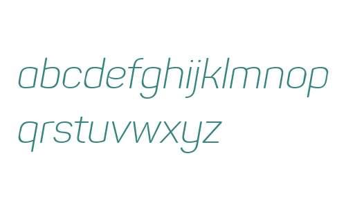Panton Light Italic Regular