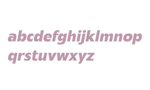 Mensa W01 Semibold Italic