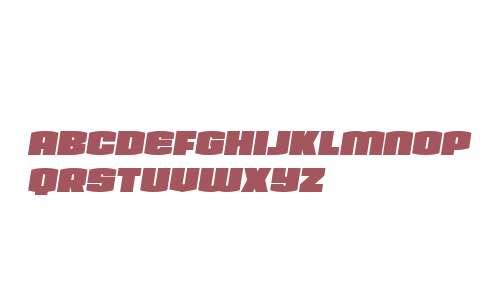 Team Galaxy Semi-Italic