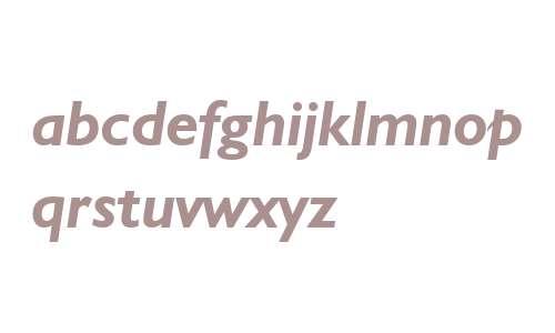 Humanst521 BT Bold Italic