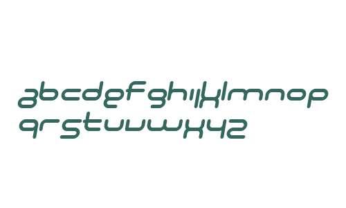 SF Technodelight NS Italic V1 V2