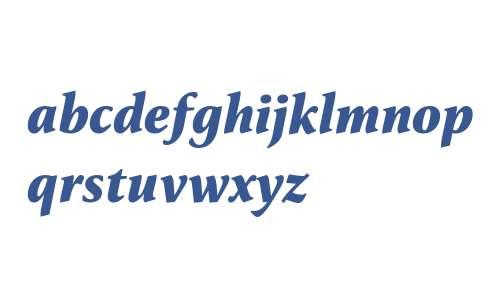 Reminga OT W03 Bold Italic