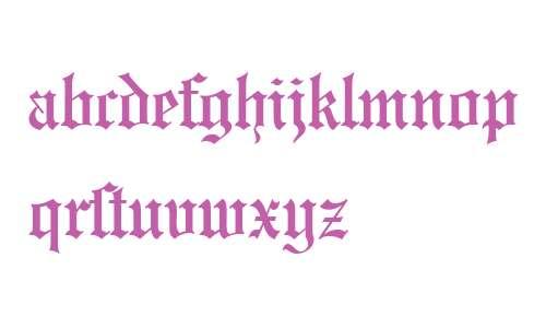 EnglishGravure-Regular DB