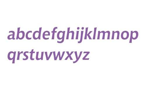 Bitstream Chianti Bold Italic