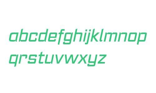 Register W00 Medium Italic