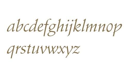 SchneidlerAma W03 Italic